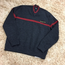 Balenciaga V Neck Sweater