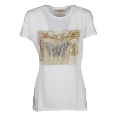 Valentino Cigar Box T-Shirt White