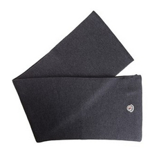 Moncler Wool Scarf Grey