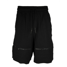 Y-3 Zipper Detail On Bottom Shorts Black