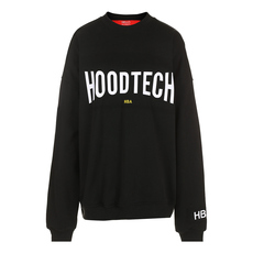 Hood By Air Drop Shoulder Sweatshirt Black