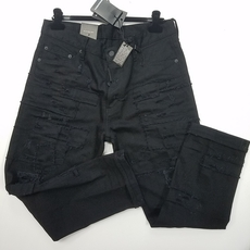 Dsquared2 Patch Jeans Black