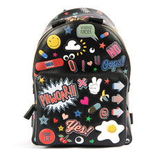 Anya Hindmarch Backpack Black/Multicolor