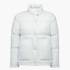 Prada Nylon Puffer Jacket Light Blue