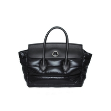 Moncler Evera Shoulder Bag Black
