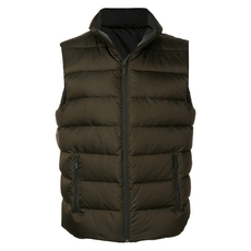 Fendi Bugs Reversible Gilet In Technical Fabric