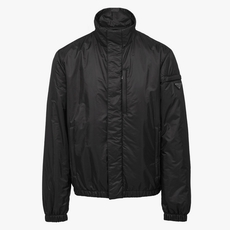 Prada Feather Nylon Windbreaker