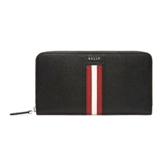 Bally Tevyn Long Wallet Black