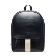 Bally Quicker Backpack Navy