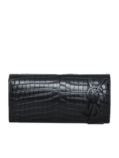 Saint Laurent Smoking Clutch Black