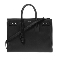 Saint Laurent 'sac De Jour' Shoulder Bag Black