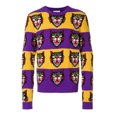 Gucci Angry Cat Sweater