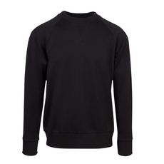 Y-3 Cotton Sweatshirt Black
