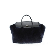Moncler Evera Shoulder Bag Navy