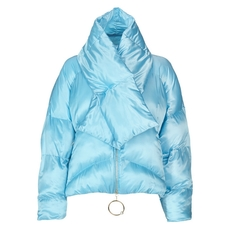 Pinko Dionisio Jacket Light Blue