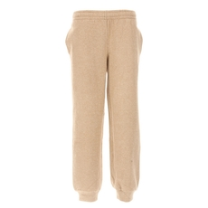 See By Chloe Textured Track Pants Beige