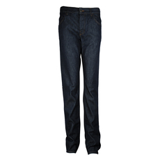 Prada Straight Leg Tapered Fit Jeans Blue