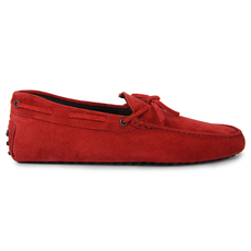 Tod'S Men's Loafers Red