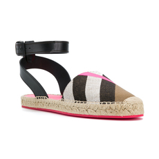 Burberry Women's Sandals Classic Check