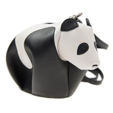 37948fb6a8637 Loewe Panda Mini Bag Black White