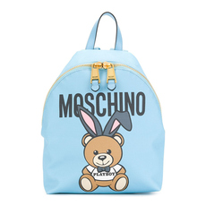 Moschino Teddy Playboy Backpack Blue