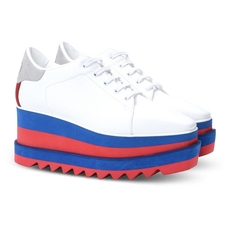 Stella Mccartney Sneak Elyse 75 Platform Sneakers