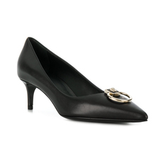 Versace Women's Heels Black