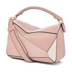 d373995a34998 Loewe Puzzle Bag Blush Multitone