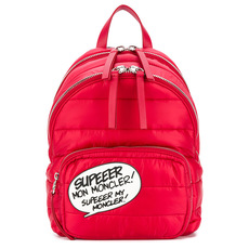 Moncler Medium Kilia Backpack Red
