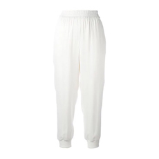 Dkny Elasticated Pants White