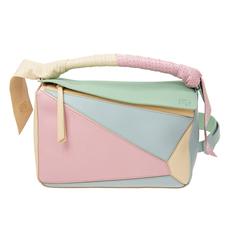7123240f2cb09 Loewe Multicolor Wrap Puzzle Bag