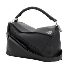15bc5e7a0ed0b Loewe Puzzle Crossbody Bag Black