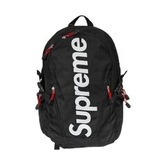 Supreme Spain Backpack Black