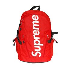 Supreme Spain Backpack Red