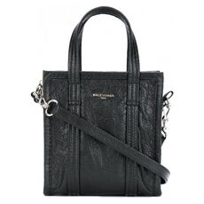 Balenciaga Bazar Shopper Bag Xxs Black