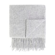 Moncler Regular Scarf Grey