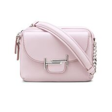 Tod'S Camera Double T Mini Crossbody Bag Pink