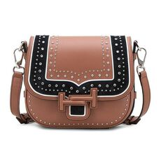 Tod'S Double T Mini Crossbody Bag Brown