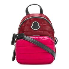 Moncler Kilia Small Crossbody Bag Red/Fuchsia