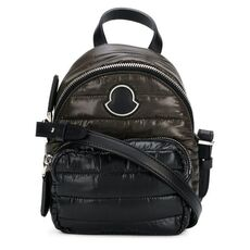 Moncler 'Kilia' Small Backpack Dark Green