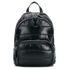 Moncler Kilia Mm Padded Backpack Black