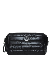 Moncler Cosmetic Pouch Black