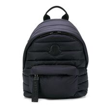 Moncler Pelmo Quilted Backpack Navy