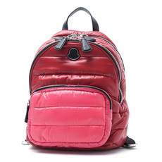 Moncler KILIA MM Medium Backpack Red/Pink