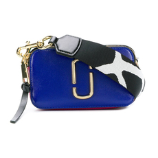 Marc Jacobs Snapshot Small Camera Bag Academy Blue Multi