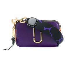 Marc Jacobs Snapshot Small Camera Bag Violet Multi