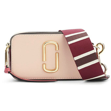 Marc Jacobs Snapshot Small Camera Bag Rose Multi