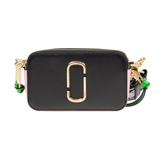 Marc Jacobs Snapshot Small Camera Bag Black/Baby Pink