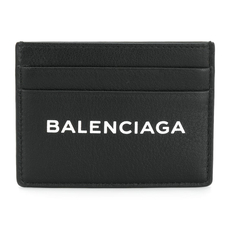 Balenciaga Every Multi Card Holder Black