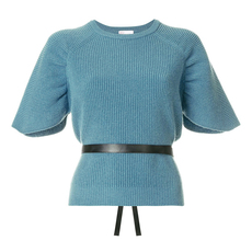 Red Valentino Ribbon Detailed Wool Sweater Nube